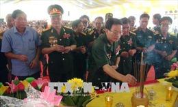 Đại Lễ cầu siêu tri ân các Anh hùng liệt sỹ tại Quảng Trị