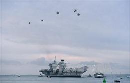 Anh sẽ điều tàu sân bay hỗ trợ các tàu Australia ở Biển Đông