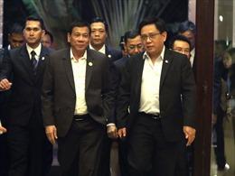 Nga đào tạo cận vệ cho Tổng thống Philippines