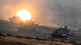 Nga tung nhiều lực lượng tham gia cuộc tập trận lớn nhất kể từ thời Liên Xô