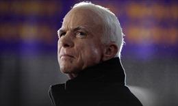 Cuộc đời Thượng nghị sĩ John McCain qua những bức ảnh