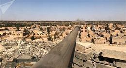Mỹ bác tin thiết lập hệ thống phòng thủ tên lửa ở Syria