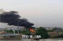 Đánh bom liều chết tại thủ đô Afghanistan khiến 60 người thương vong