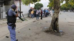 Quá nhiều án mạng mỗi ngày, Nam Phi như vùng chiến sự