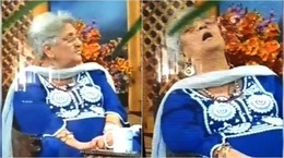 Giáo sư đột tử trên truyền hình sau khi thừa nhận muốn chết lúc làm việc