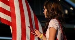 Lý do chính quyền Tổng thống Trump gửi tin nhắn tới điện thoại toàn dân Mỹ