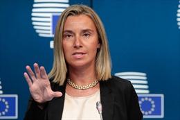 Châu Âu tạo đối trọng với 'Vành đai, Con đường' của Trung Quốc ở châu Á