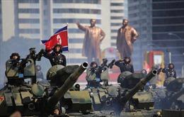 Triều Tiên không khoe tên lửa liên lục địa trong lễ diễu binh mừng Quốc khánh