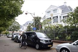Hà Lan trục xuất 2 nhà ngoại giao Nga
