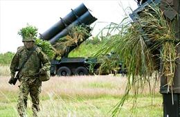 Nhật Bản dự định xây căn cứ quân sự trên Biển Hoa Đông