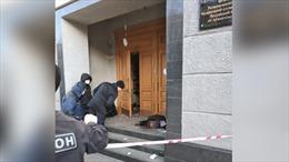 Cận cảnh hiện trường vụ tấn công trụ sở FSB Nga