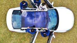 Hyundai và Kia sẽ thay nóc ô tô bằng pin Mặt Trời