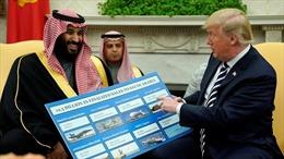 Trung Quốc không thay thế được vũ khí Mỹ 'trong lòng' Saudi Arabia
