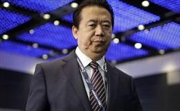Chủ tịch Interpol từ chức, bị Trung Quốc bắt giữ để điều tra sai phạm