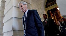 Cố vấn đặc biệt Mueller sẽ tung kết quả điều tra sau bầu cử giữa nhiệm kỳ Mỹ?
