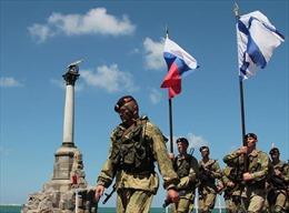 Nga kể phương Tây tiếc nuối vì chưa kịp xây căn cứ hải quân ở Crimea