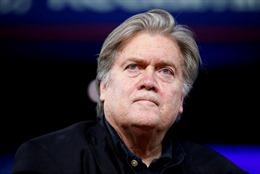 Bị Tổng thống Trump sa thải, ông Bannon tới Hungary làm cố vấn