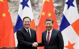 Chủ tịch Trung Quốc đánh tiếng gì với Mỹ khi đến thăm Panama?