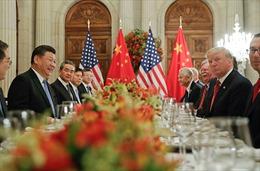 'Đọc' ngôn ngữ cơ thể Tổng thống Trump và Chủ tịch Tập Cận Bình tại G20