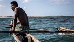 Ngư dân Madagascar lo tàu Trung Quốc đánh bắt hết cá