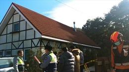 Xác định nguyên nhân ban đầu vụ 3 học sinh tử vong, 7 em bất tỉnh trong nhà nghỉ Hàn Quốc