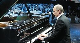 Tổng thống Nga Putin 'mê mẩn' các bản nhạc cổ điển