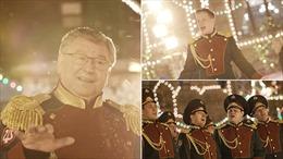 Nghe Vệ binh Quốc gia Nga hát bài kinh điển của George Michael