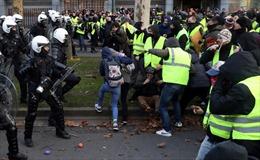 Làn sóng biểu tình Áo vàng sắp lan sang Đức?