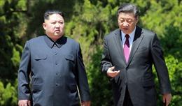 Nhà lãnh đạo Kim Jong-un bàn với Chủ tịch Trung Quốc về thượng đỉnh Mỹ-Triều lần hai?