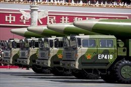 Trung Quốc mang tên lửa lên cao nguyên để nhắn nhủ tàu chiến Mỹ?