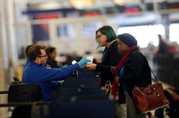 Hành khách thản nhiên giữ súng trên máy bay từ Mỹ tới Nhật Bản