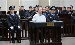 Trung Quốc chơi ván bài 'ngoại giao con tin' trong xử tử công dân Canada