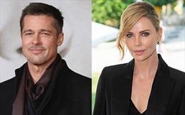Brad Pitt hẹn hò mỹ nhân gợi cảm gốc Nam Phi