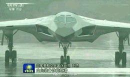 Tình báo Mỹ quan tâm máy bay ném bom tàng hình của Trung Quốc