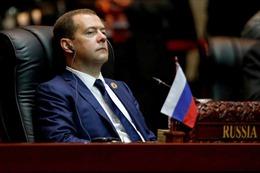 Thủ tướng Nga liên tưởng 'sâu cay' về tình hình Venezuela và Mỹ
