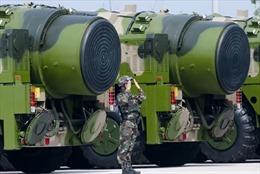 Trung Quốc luyện bắn tên lửa đạn đạo từ 'Vạn Lý Trường Thành ngầm'