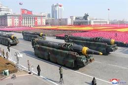 Báo cáo LHQ: Triều Tiên tìm cách bảo vệ các cơ sở tên lửa và hạt nhân