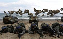 Mỹ - Hàn Quốc đạt thỏa thuận về chia sẻ chi phí quân sự