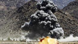 Muốn giảng hòa với Taliban nhưng Mỹ vẫn trút 'mưa bom' xuống Afghanistan