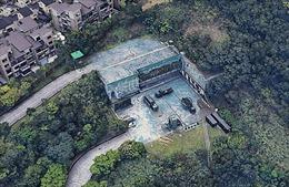 Google Maps vô tình để lộ căn cứ tên lửa Patriot của Đài Loan