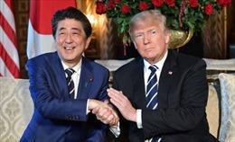 Tổng thống Trump 'bóng gió' về giải Nobel Hòa bình