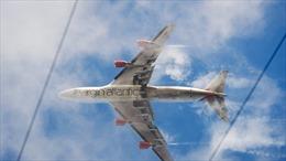 Máy bay chở khách Mỹ đạt vận tốc cận âm do bất ngờ rơi vào vùng gió xoáy