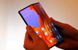 Huawei ra nhập cuộc đua điện thoại màn hình gập kết nối Internet siêu nhanh