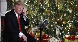 Cuộc gọi đặc biệt của Tổng thống Trump với người đàn ông mắc bạo bệnh
