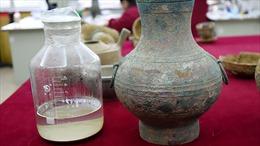 Phát hiện 'thuốc trường sinh bất lão' trong mộ cổ Trung Quốc