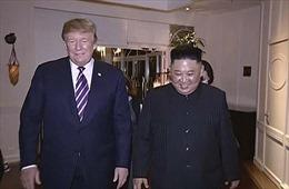 Trích đoạn phim tài liệu Triều Tiên về Hội nghị thượng đỉnh Mỹ-Triều lần 2