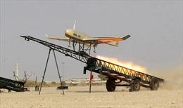 Iran khoe tập trận với phi đội máy bay không người lái hùng hậu