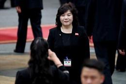 Khả năng Triều Tiên ngưng đối thoại hạt nhân với Mỹ