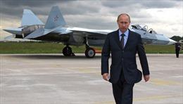 Tổng thống Nga Putin đánh giá chiến đấu cơ nào tốt nhất thế giới