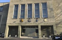 Vì sao Đại sứ quán Thụy Điển tại Triều Tiên dành riêng một phòng cho Mỹ